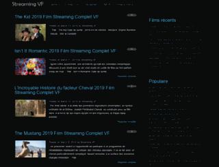 streamingvf.website screenshot