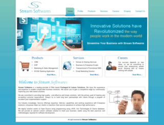 streamsoftwares.com screenshot