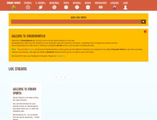 streamsports.io screenshot