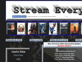 streamtown.ca screenshot