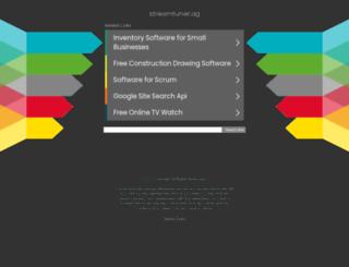 streamtuner.ag screenshot