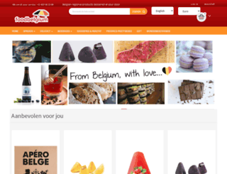 streekmarkt.be screenshot