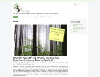 streess-cost.eu screenshot