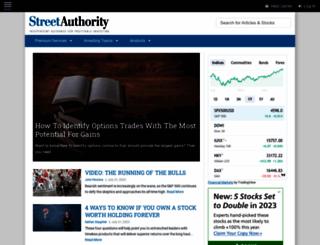 streetauthority.com screenshot