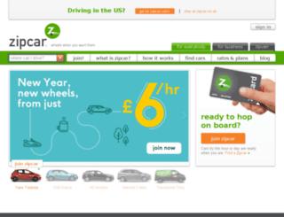 streetcar.co.uk screenshot