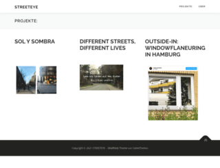 streeteye.net screenshot