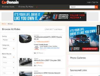 streetfire.net screenshot
