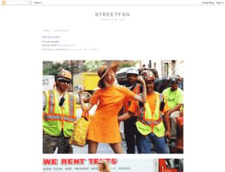 streetfsn.blogspot.com screenshot