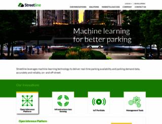 streetline.com screenshot