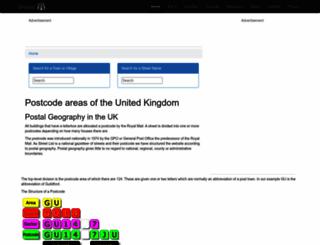 streetlist.co.uk screenshot