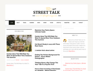 streettalklive.com screenshot