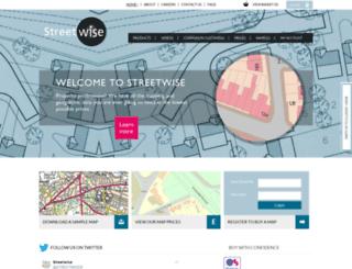 streetwise.net screenshot