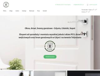 strefa-drzwi.pl screenshot