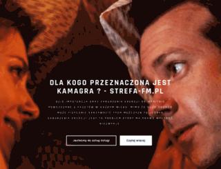 strefa-fm.pl screenshot