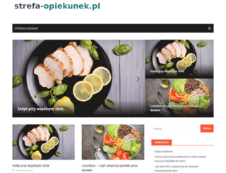 strefa-opiekunek.pl screenshot
