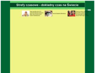 strefyczasowe.pl screenshot
