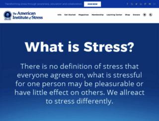 stress.org screenshot