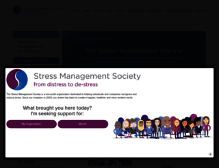 stress.org.uk screenshot