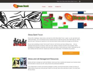 stressbank.com screenshot