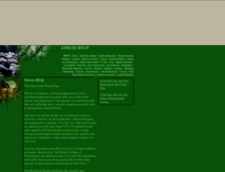 stresshelp.tripod.com screenshot