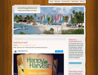 stretchingittotravel.wordpress.com screenshot