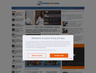 strettoweb.it screenshot