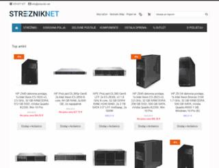 strezniki.net screenshot