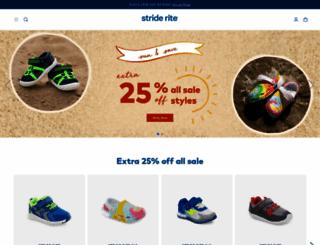 striderite.com screenshot