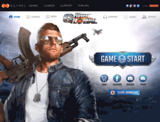 strike.game321.com screenshot