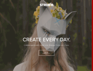 striker-digital.com screenshot