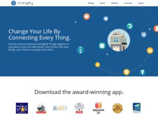 stringify.com screenshot