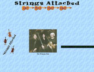 strings-attached.net screenshot