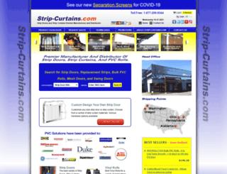 strip-curtains.com screenshot