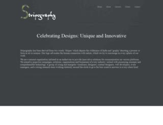 stripography.com screenshot