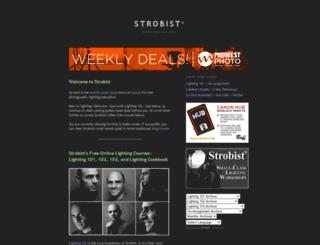 strobist.blogspot.nl screenshot