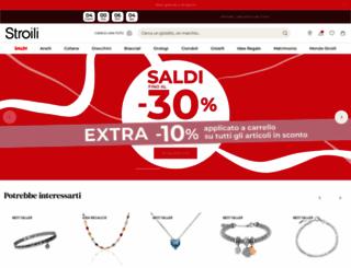 stroilioro.com screenshot