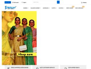 strollay.com screenshot