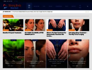 strongbodywholeheart.com screenshot