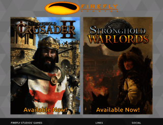 strongholdcrusader2.com screenshot