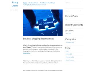 strongladder.com screenshot