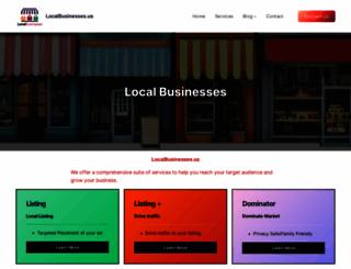 strongpunch.com screenshot