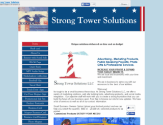 strongtowermarketing.org screenshot