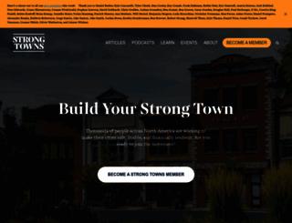 strongtowns.org screenshot