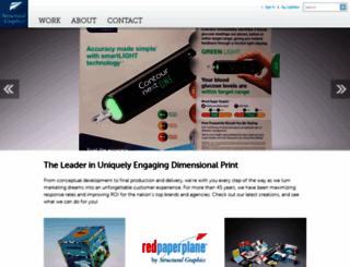 structuralgraphics.com screenshot