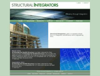 structuralintegrators.com screenshot