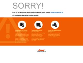 structureconf.com screenshot