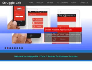 struggle-life.com screenshot
