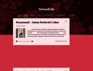 strumfette.blogspot.ro screenshot