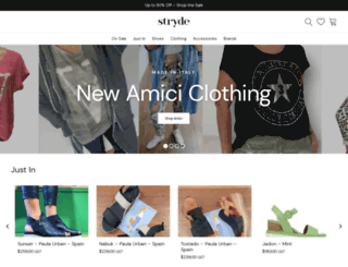 stryde.com.au screenshot