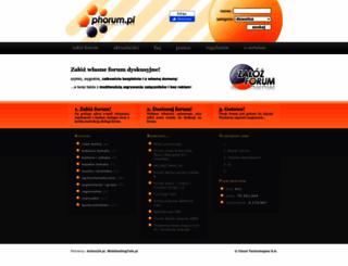 strzelnica-lezajsk.phorum.pl screenshot